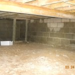 basement crawlspace mold, MicroBloc, Duxbury, Scituate